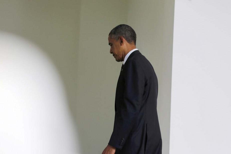 Cinq ans après son discours du Caire, Barack... (PHOTO LARRY DOWNING, ARCHIVES REUTERS)
