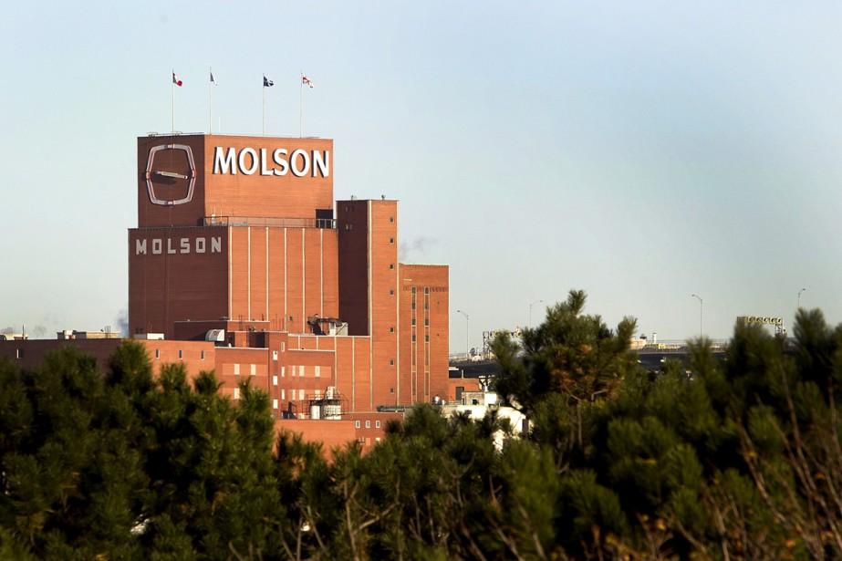 MolsonCoors dispose officiellement de deux sièges sociaux :... (PHOTO BRENT LEWIN, ARCHIVES BLOOMBERG)