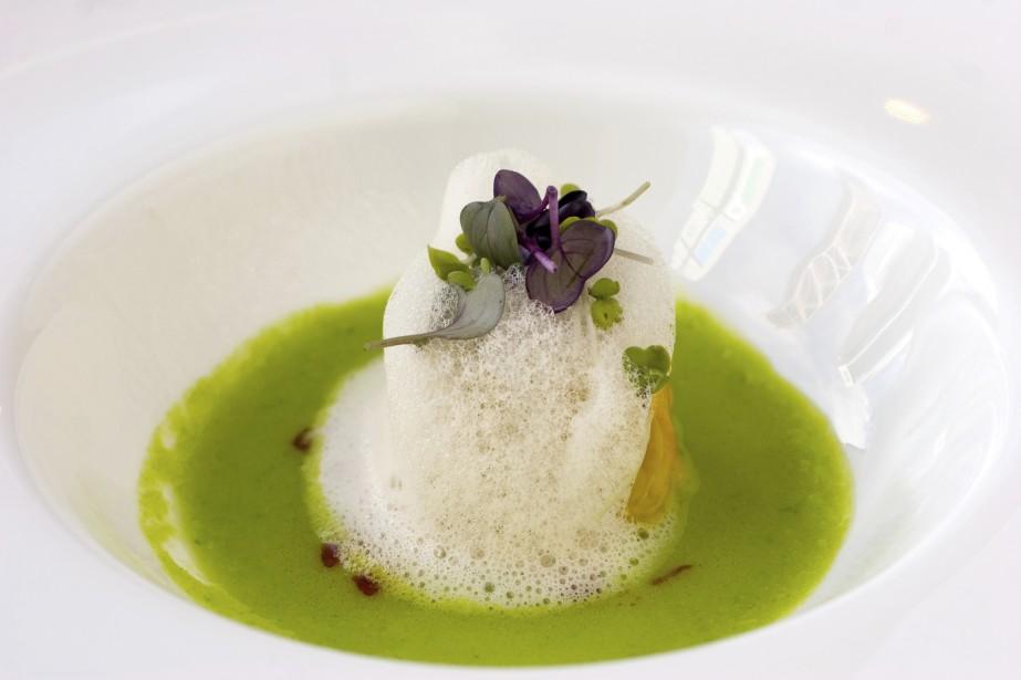 Cr ation d 39 un centre de gastronomie mol culaire paris - Cuisine moleculaire quebec ...