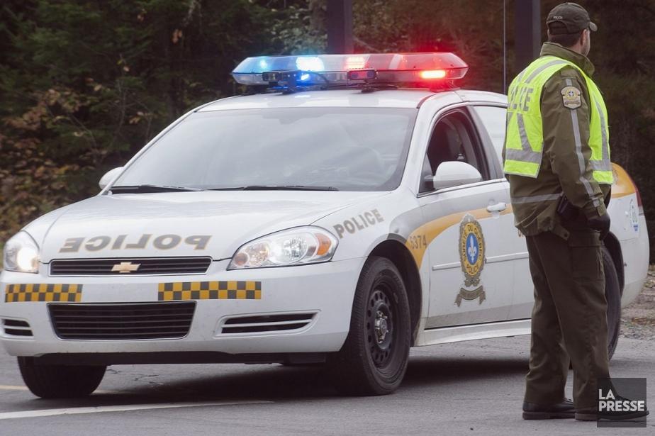 La Sûreté du Québec (SQ) lance une campagne de... (PHOTO ARCHIVES LA PRESSE)
