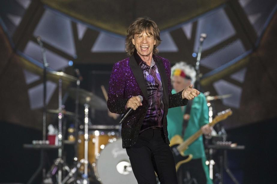 Les Rolling Stones ont donné mercredi soir à... (Photo BAZ RATNER, Reuters)