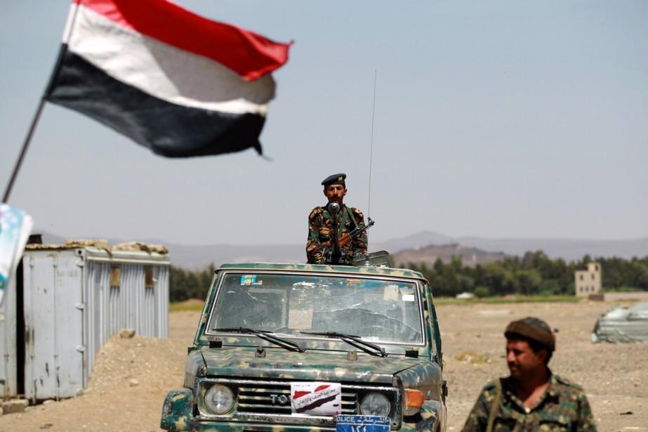 L'armée yéménite a affirmé avoir éliminé, en cinq... (PHOTO MOHAMMED HUWAIS, ARCHIVES AFP)