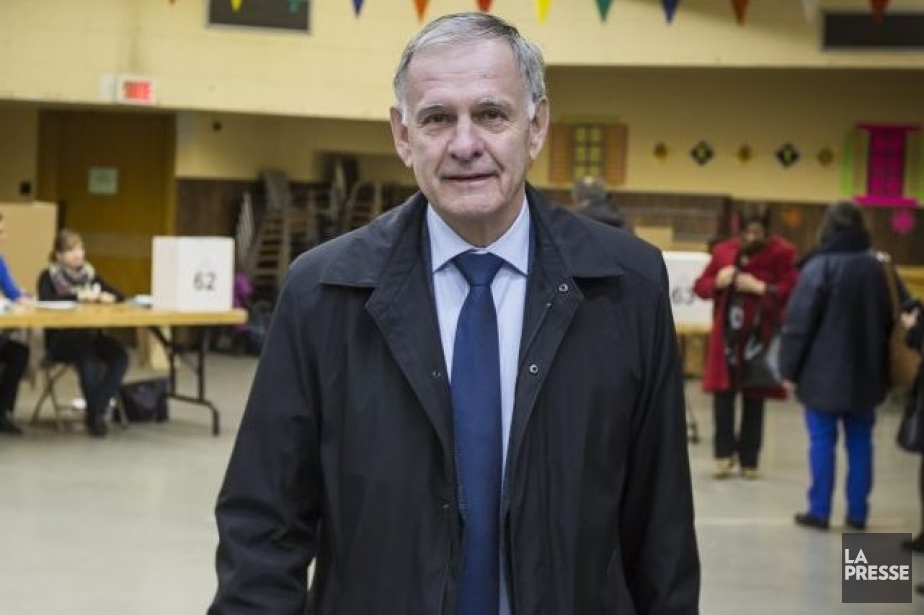 Marcel Côté... (Photo Olivier Pontbriand, archives La Presse)