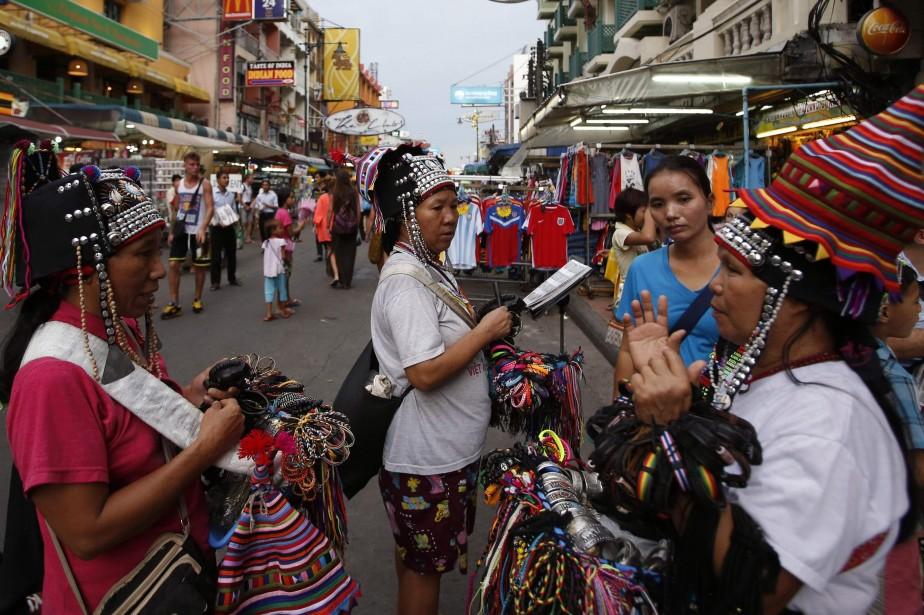 La Thaïlande avait battu des records de fréquentation... (PHOTO ERIK DE CASTRO, REUTERS)