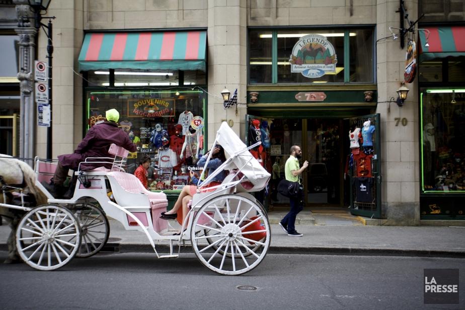 Depuis le début de l'année, Tourisme Montréal est... (PHOTO ARCHIVES LA PRESSE)