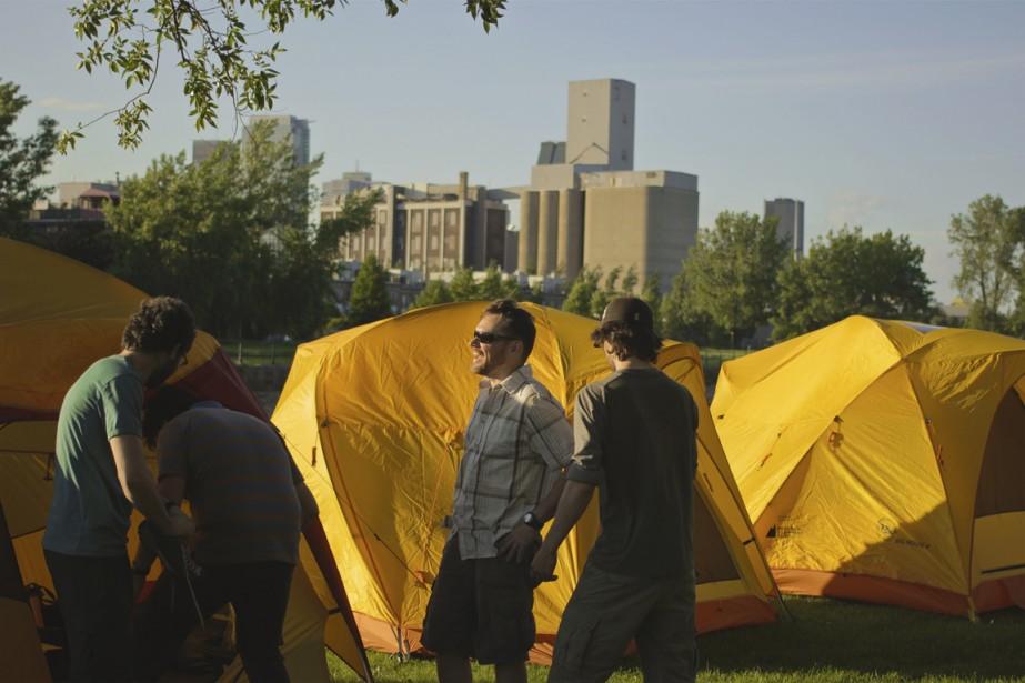 Trois idées d'activités à faire en famille... (Photo fournie par Parcs Canada)