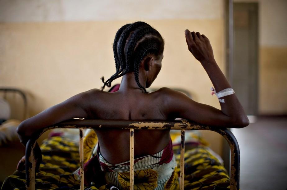 Il faut entendre ces Congolaises, stoïques, raconter les... (Photo Finbarr O'Reilly, archives reuters)