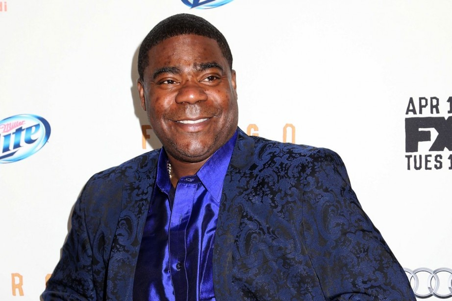 Tracy Morgan est traité dans un hôpital du... (Photo archives AP)