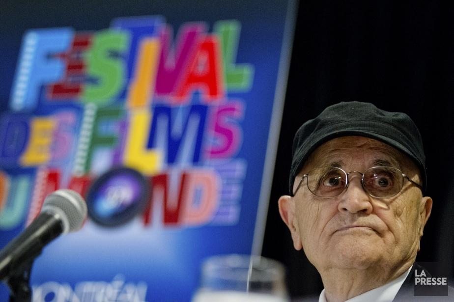 Serge Losique à la conférence de presse pour... (PHOTO MARCO CAMPANOZZI, Archives LA PRESSE)
