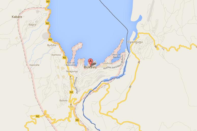 Mutarule est située à environ 50 km au... (Image tirée de Google Maps)
