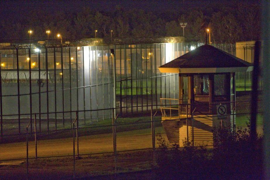 Le centre de détentiond'Orsainville a été le lieu... (PC)