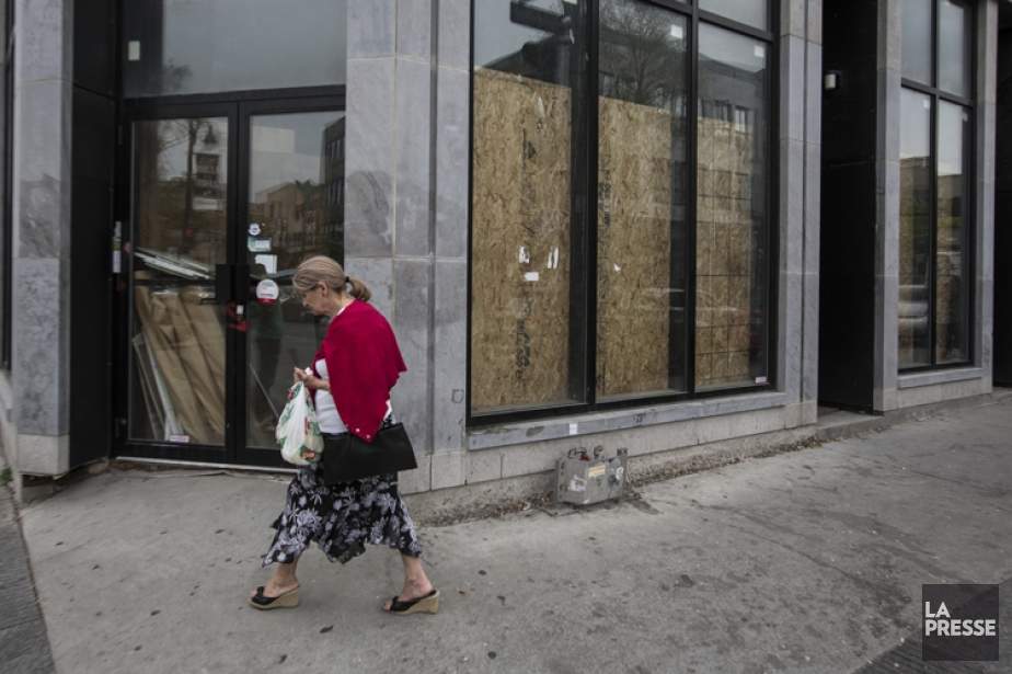 Certains commerçants qui se lancent en affaires sont... (Photo: Olivier Pontbriand, La Presse)