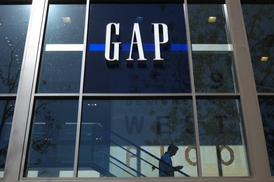 La marque américaine Gap vendra des produits fabriqués... (Photo Jae C. Hong, archives AP)