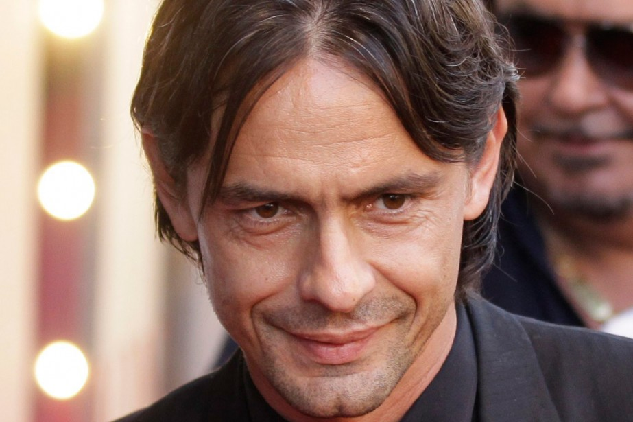 Filippo Inzaghi... (Photo Luca Bruno, archives AP)