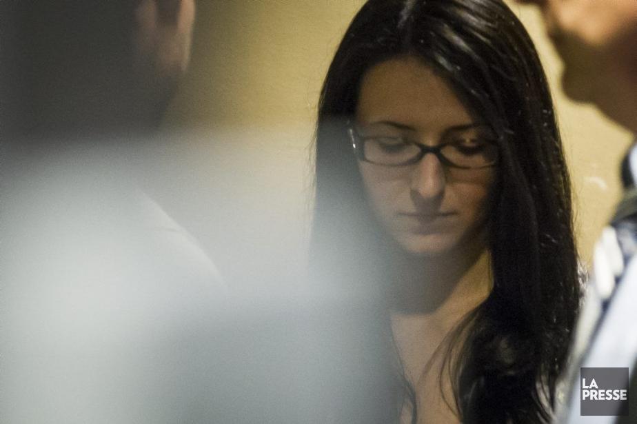 Emma Czornobaj est accusée de négligence criminelle et... (Photo Olivier Pontbriand, La Presse)