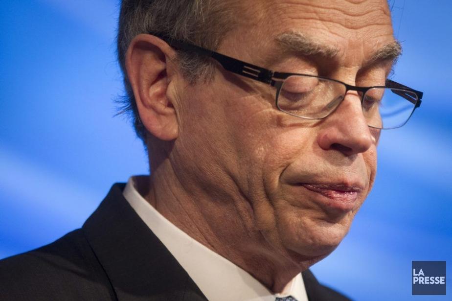 Le ministre fédéral des Finances, Joe Oliver.... (PHOTO IVANOH DEMERS, LA PRESSE)