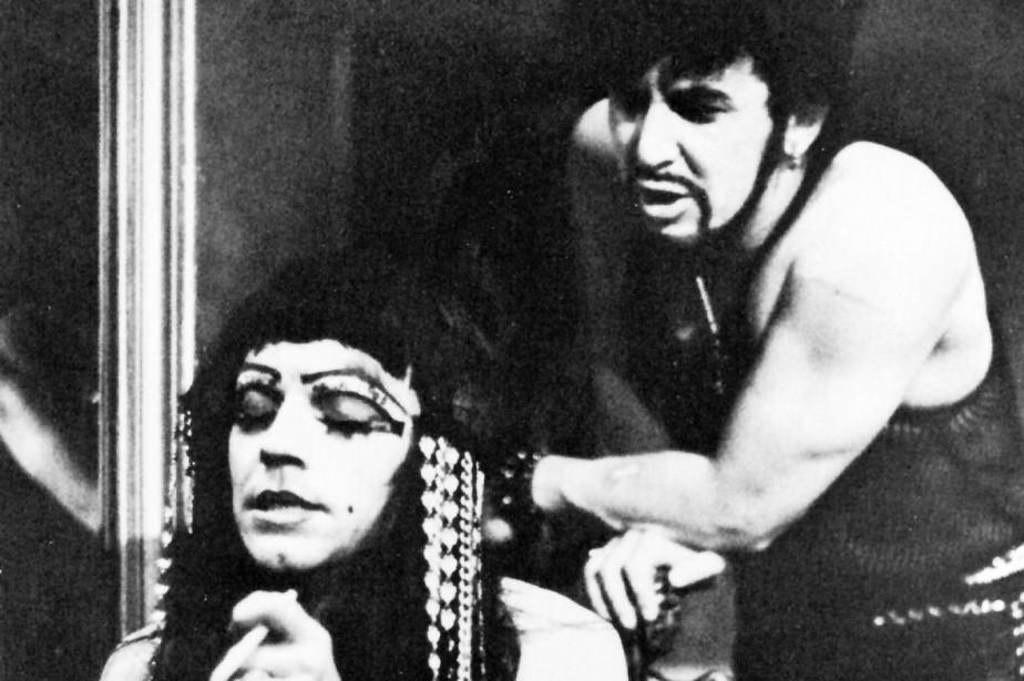 JeanArchambaultet Gilles Renaud à la création d'Hosannaau Quat'Sous,... (Photo fournie par le Théâtre Quat'Sous)