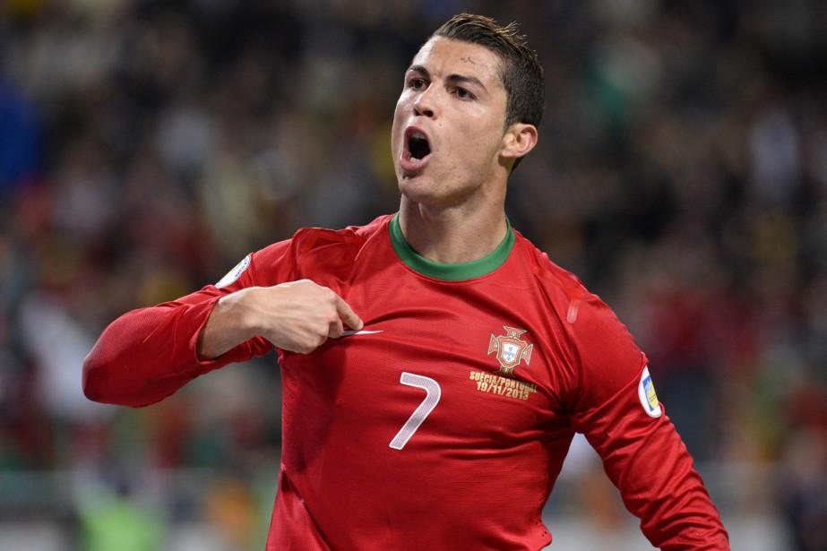 Il ne faut pas sous-estimer Cristiano Ronaldo et... (Photo Jonathan Nackstrand, archives AP)