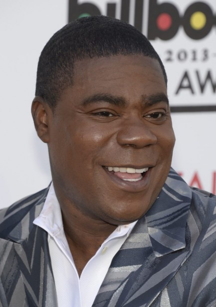 Tracy Morgan... (Photo: archives AFP)