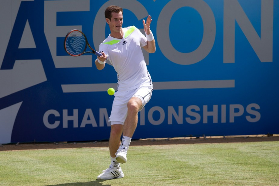 Andy Murray... (Photo Andrew Cowie, AFP)