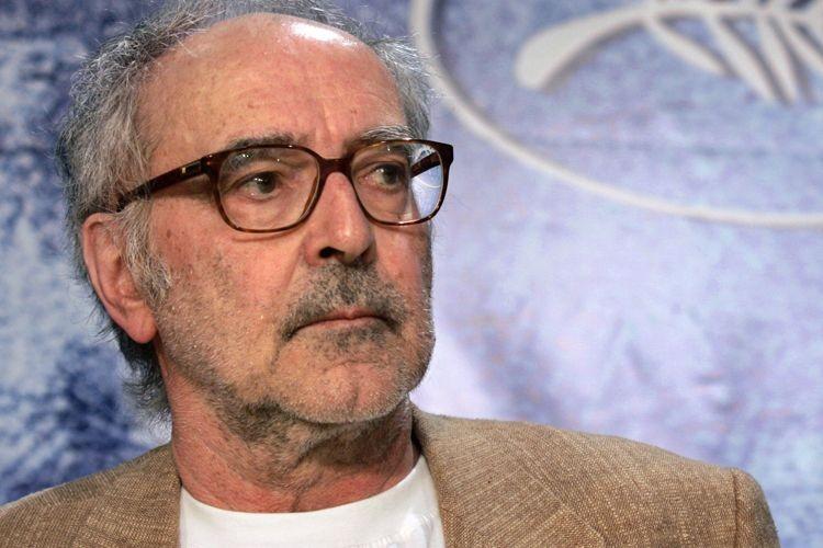 Jean-Luc Godard... (Photo: archives AFP)