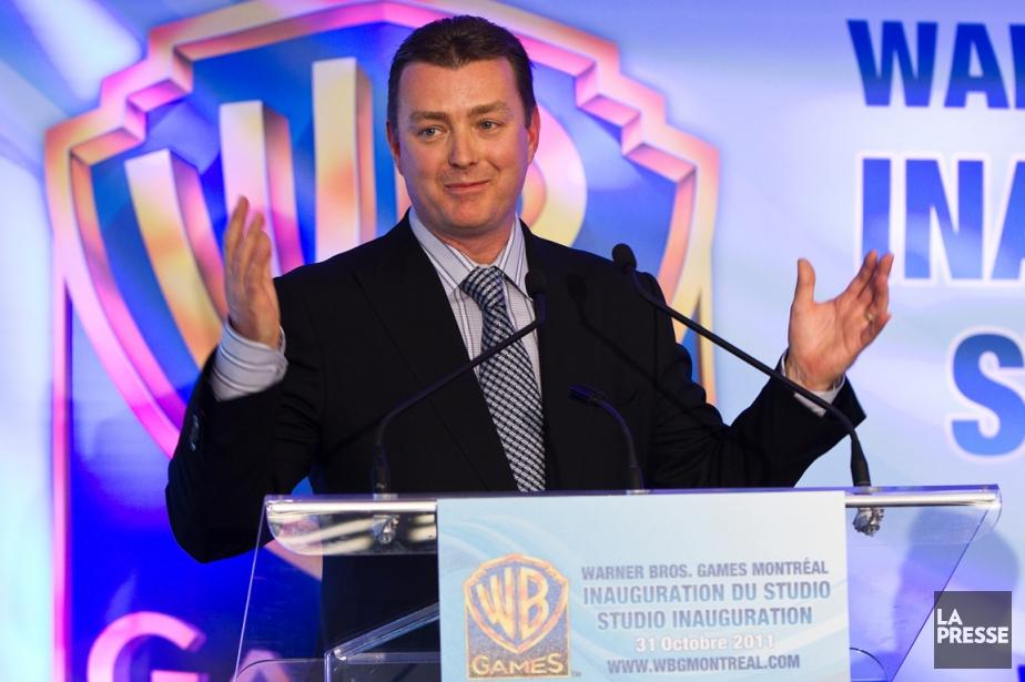 Selon Martin Tremblay, président de Warner Bros. Games,... (PHOTO EDOUARD PLANTE-FRÉCHETTE, ARCHIVES LA PRESSE)