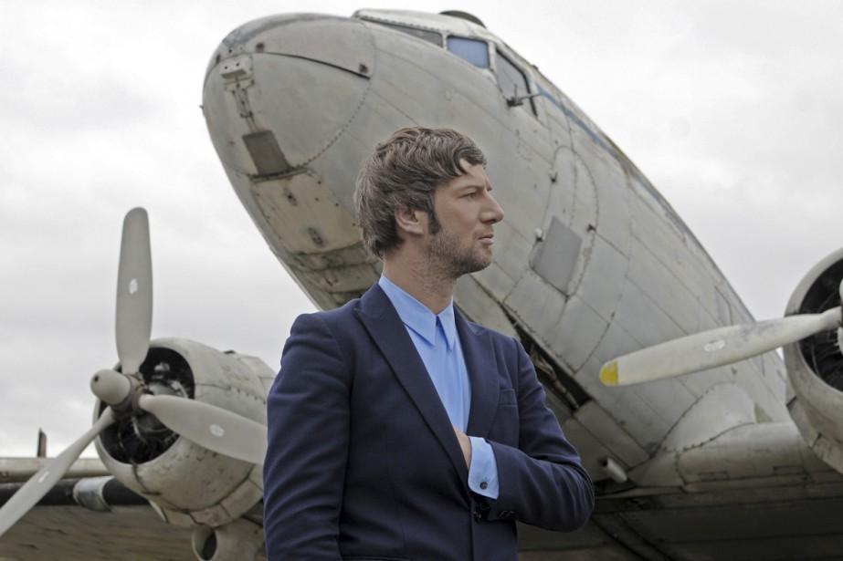 Bertrand Belin a traversé l'Atlantique pour prendre part... (Photo: fournie par les FrancoFolies)