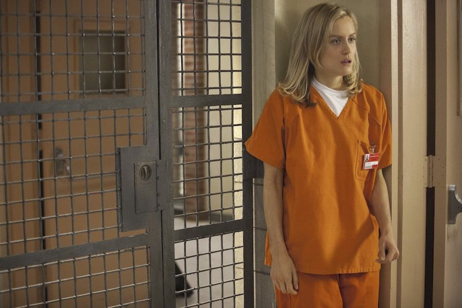 Dans la seconde saison de Orange Is The... (Photo: fournie par Netflix)