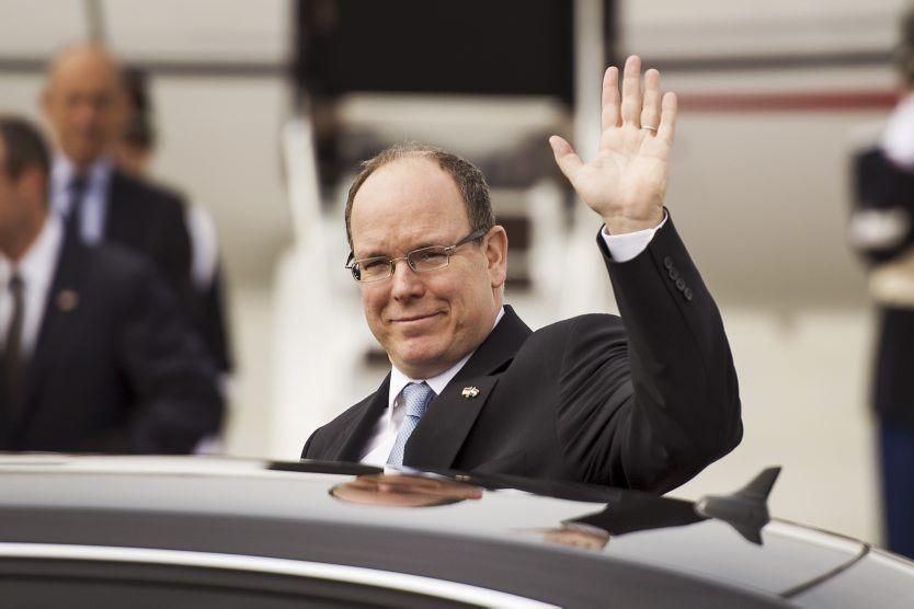 Albert II de Monaco... (Photo: AFP)