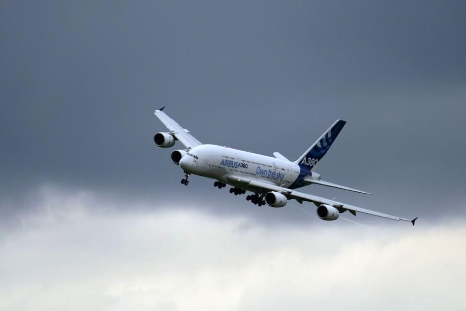 L'A380, en service depuis six ans, a connu... (PHOTO ERIC FEFERBERG, ARCHIVES AFP)