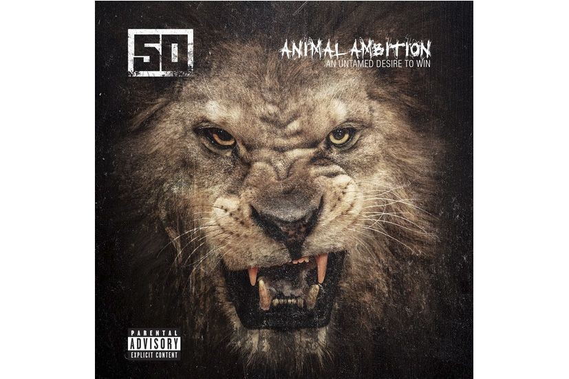 50 Cent fait son entrée en 8e place...