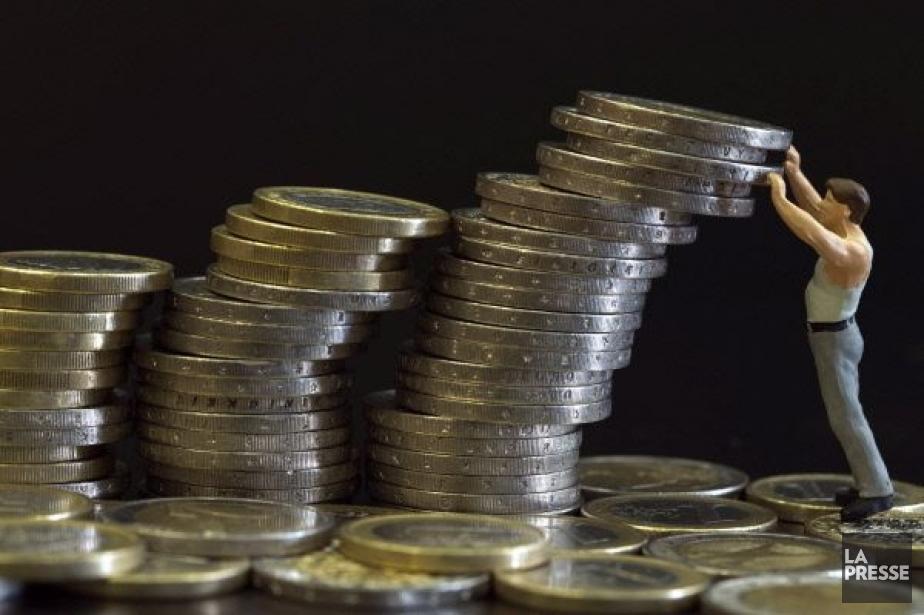 Selon ce rapport de l'OCDE, le revenu moyen... (Photothèque La Presse)