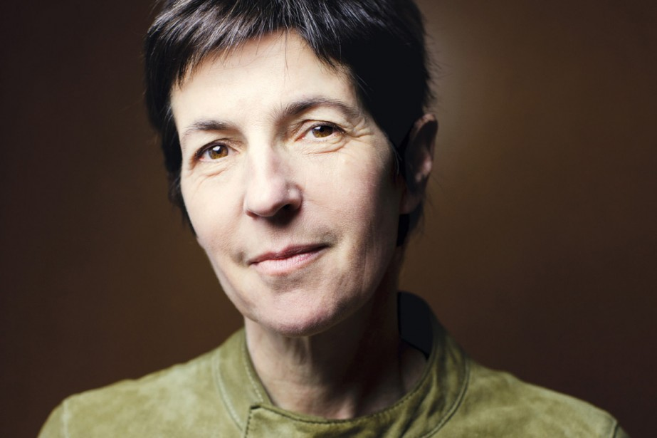 Dans son nouveau roman La petite foule, Christine... (Photo: Jean-Luc Bertini, fournie par Flammarion)