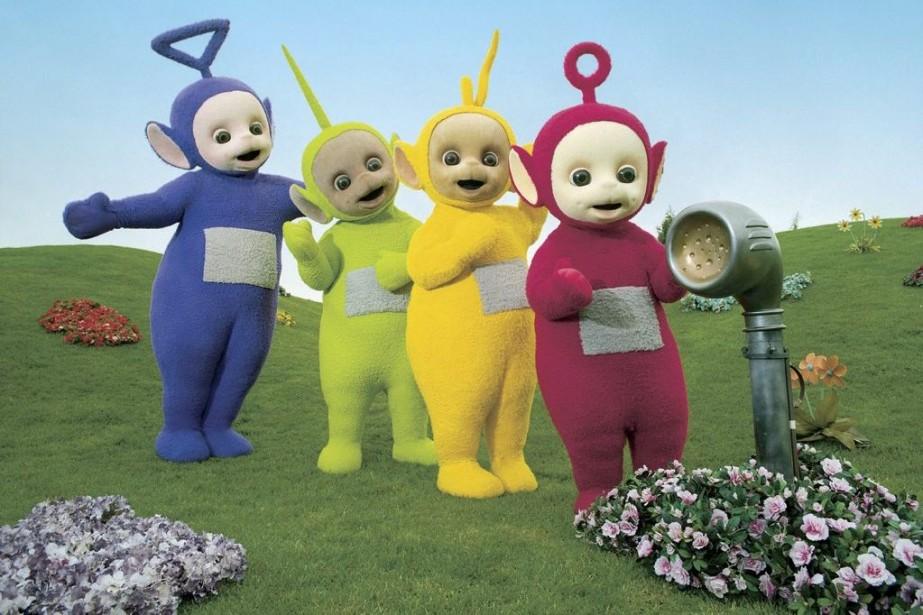 Les Teletubbies seront de retour à la télévision grâce à une... (Photo: CNW)