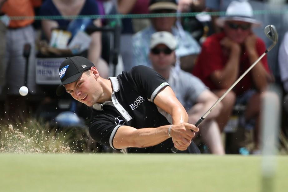Martin Kaymer a joué une deuxième ronde consécutive... (Photo Jason Getz, USA Today)