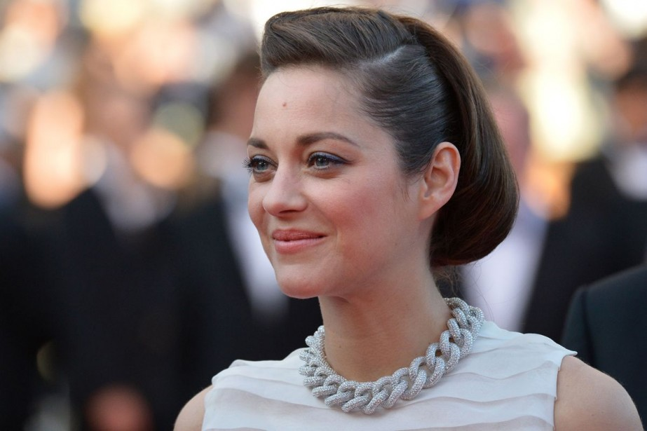 Marion Cotillard... (Photo Archives AFP)