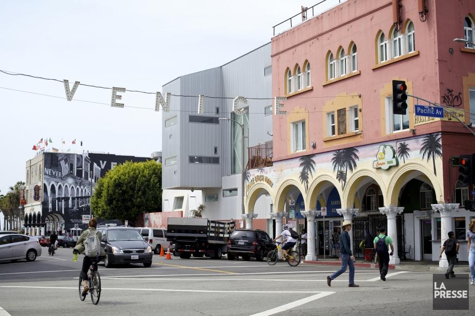 Le Centre Ville De Los Angeles