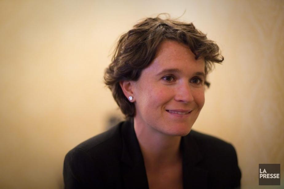 Geneviève Jeanson a été consultante pour le film... (PHOTO ANDRÉ PICHETTE, LA PRESSE)