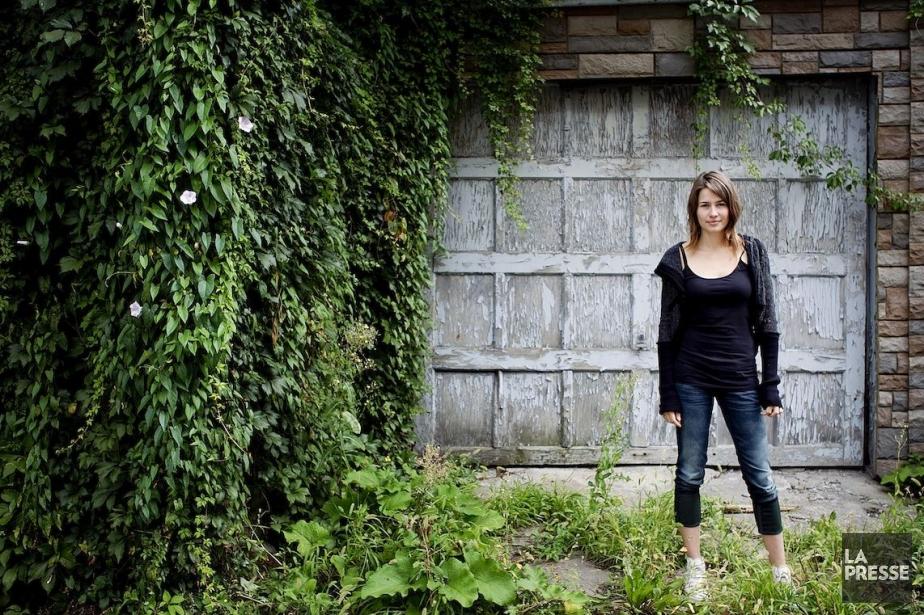 Salomé Leclerc garde son second album dans ses... (Photo Marco Campanozzi, Archives La Presse)