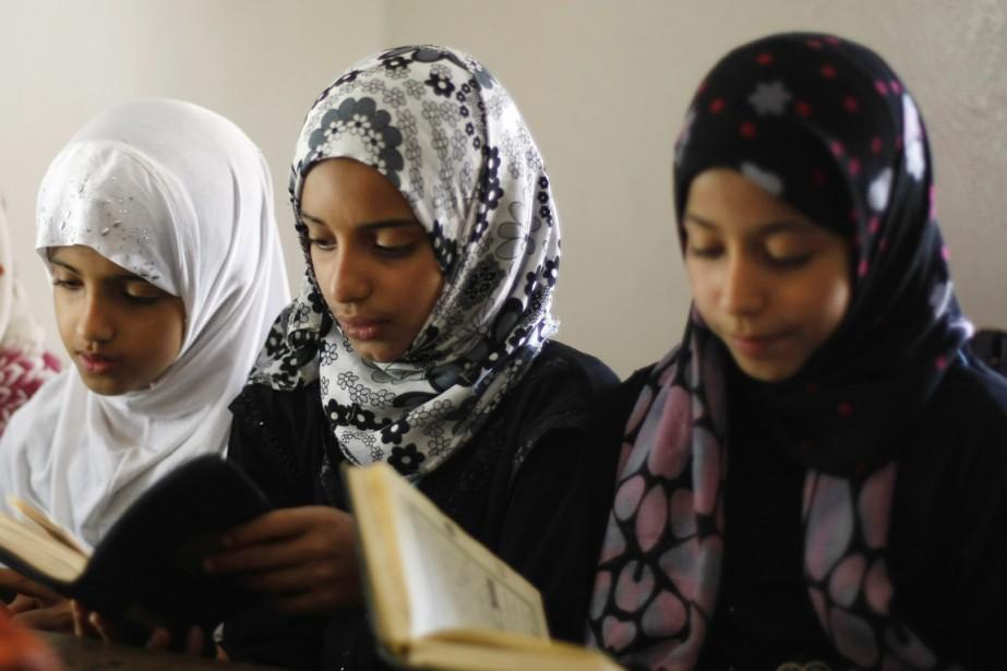 L'UNICEF indique qu'Al-Qaïda dans la Péninsule arabique (AQPA),... (PHOTO HANI MOHAMMED, ARCHIVES AP)