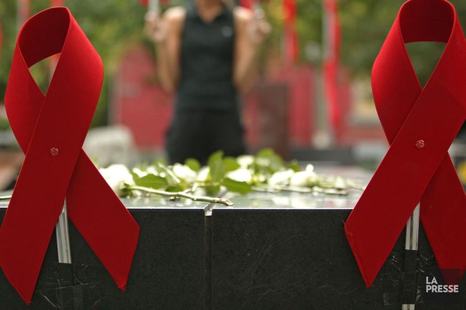 La pandémie de sida a débuté à... (PHOTO DAVID BOILY, ARCHIVES LA PRESSE)