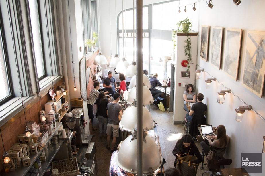 Le café Pikolo... (Photo Ninon Pednault, La Presse)