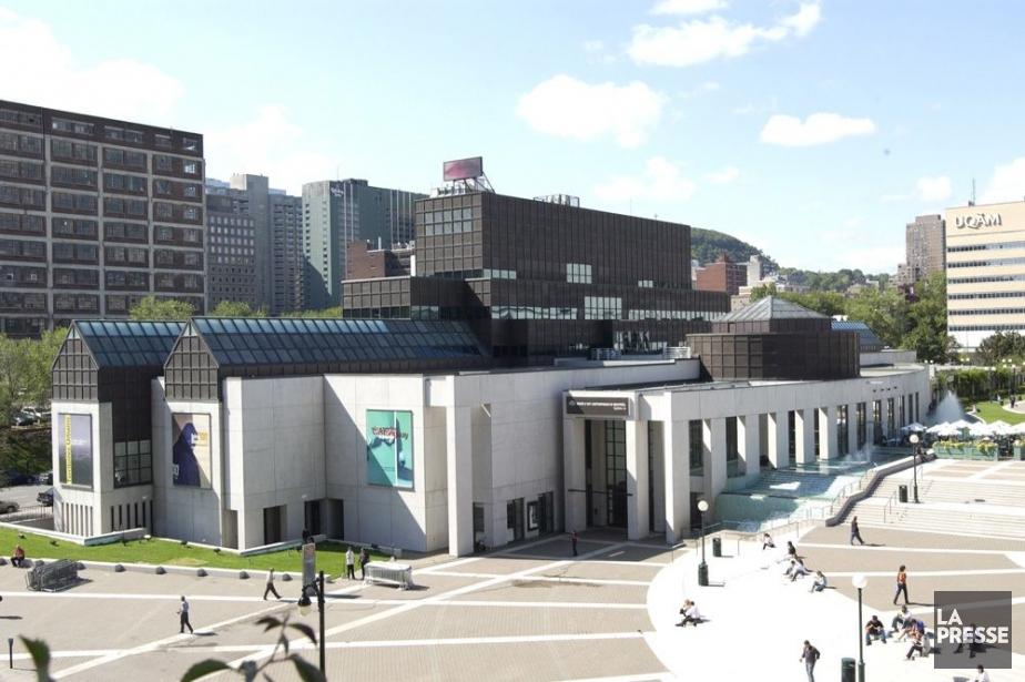 Le Musée d'art contemporain (MAC) de Montréal... (Photo: archives La Presse)