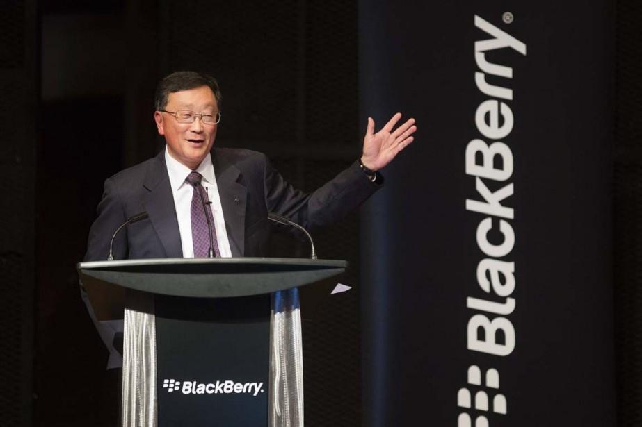 John Chen a indiqué vendredi que la société... (Photo Mark Blinch, archives Reuters)