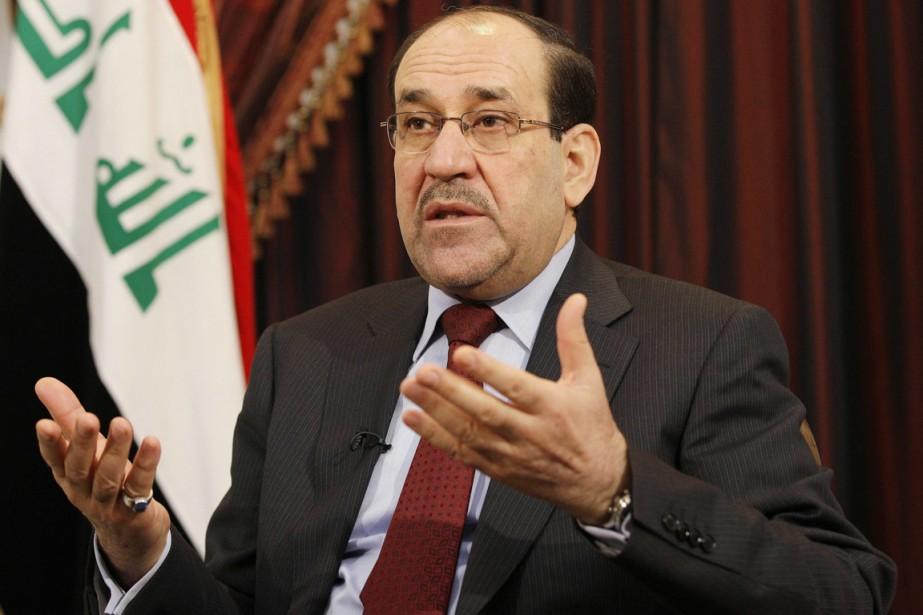 Au pouvoir depuis 2006, Nouri al-Maliki, un chiite,... (PHOTO HADI MIZBAN, ARCHIVES AP)