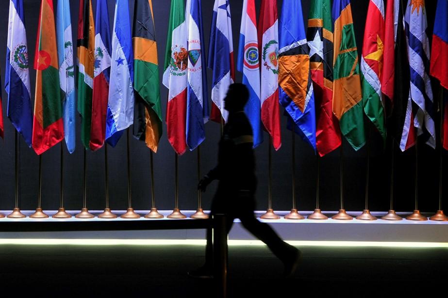 Trafic humain, exploitation et travail forcé des... (Photo Archives AFP)