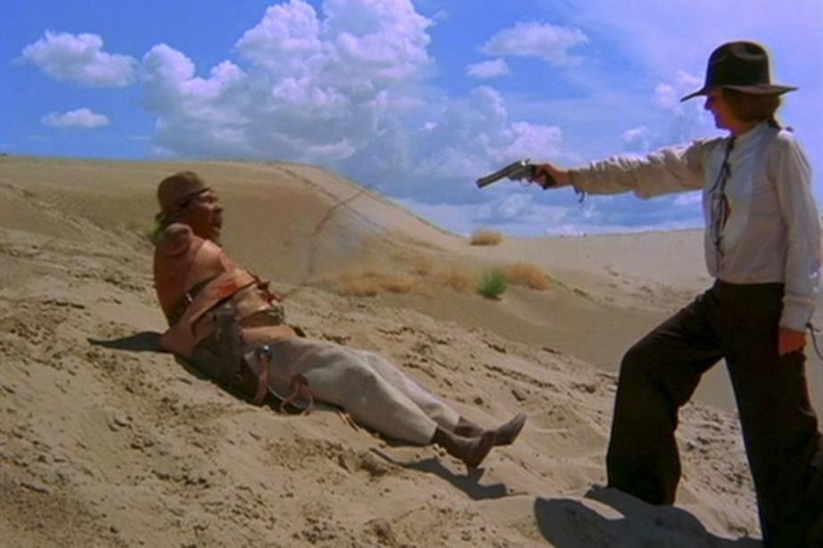 Scène du film El Topo.... (Photo fournie par le Cinéma du Parc)
