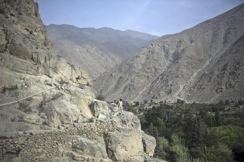 Voie royale millénaire, les Chemins des Incas relient... (PHOTO ERNESTO BENAVIDES, AFP)