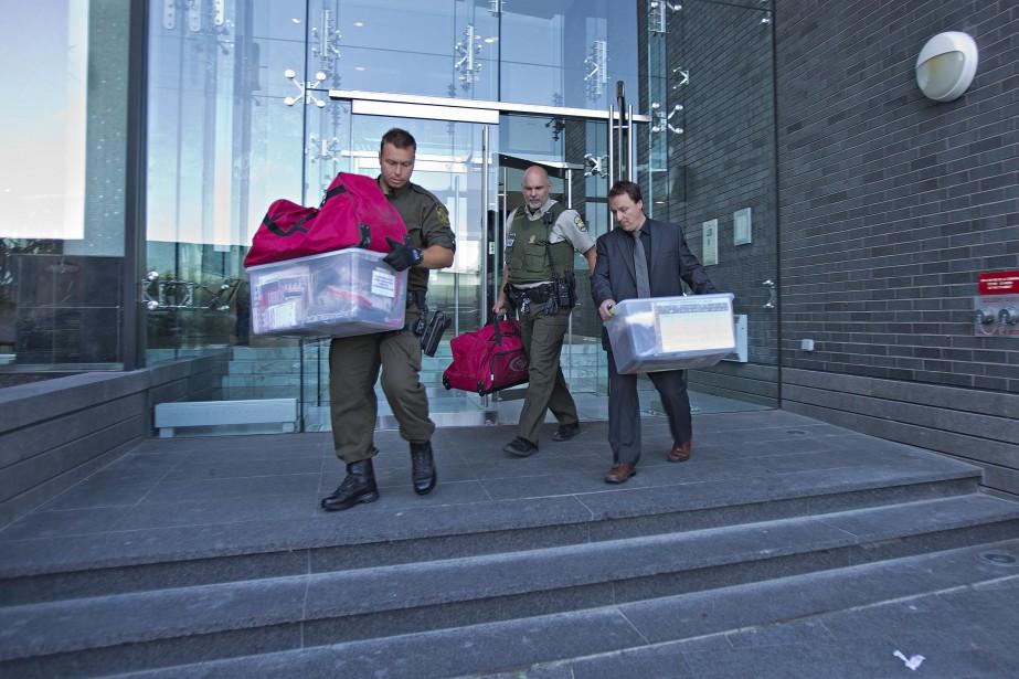 Après deux semaines de cavale, les trois prisonniers qui se sont évadés par...
