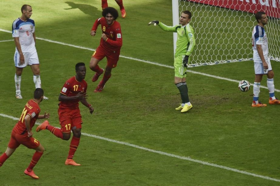 La Belgique est le 6e pays qualifié pour... (PHOTO YASUYOSHI CHIBA, AFP)